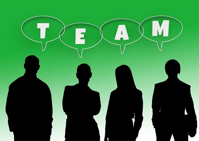 Team, Work